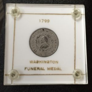 Washington Funeral Medal